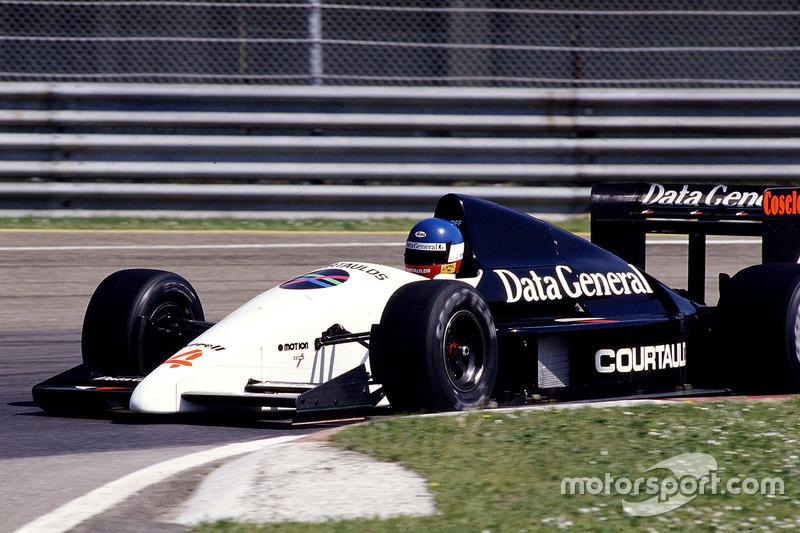 Philippe Streiff (1984-1988)