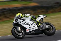 Alvaro Bautista, Team Aspar Ducati