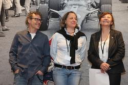Jacques Villeneuve, Mélanie Villeneuve, Joann Villeneuve