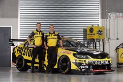 Karl Reindler, Lee Holdsworth, Team 18