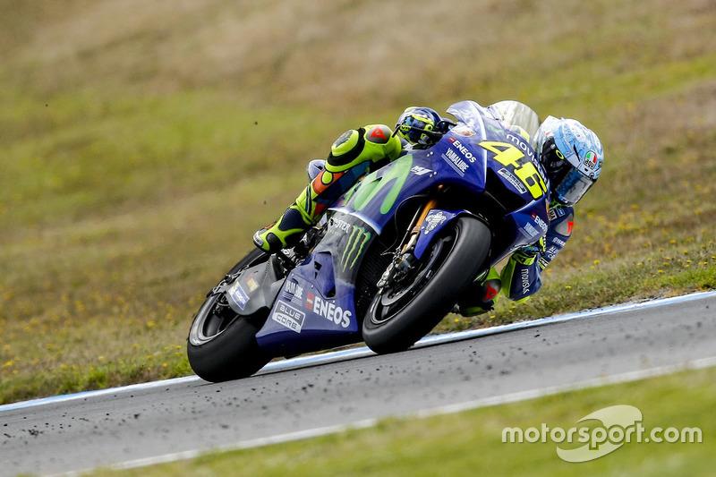 Rossi, forcé de progresser