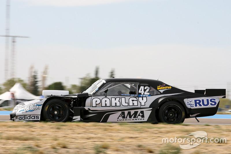Esteban Gini, Alifraco Sport Chevrolet