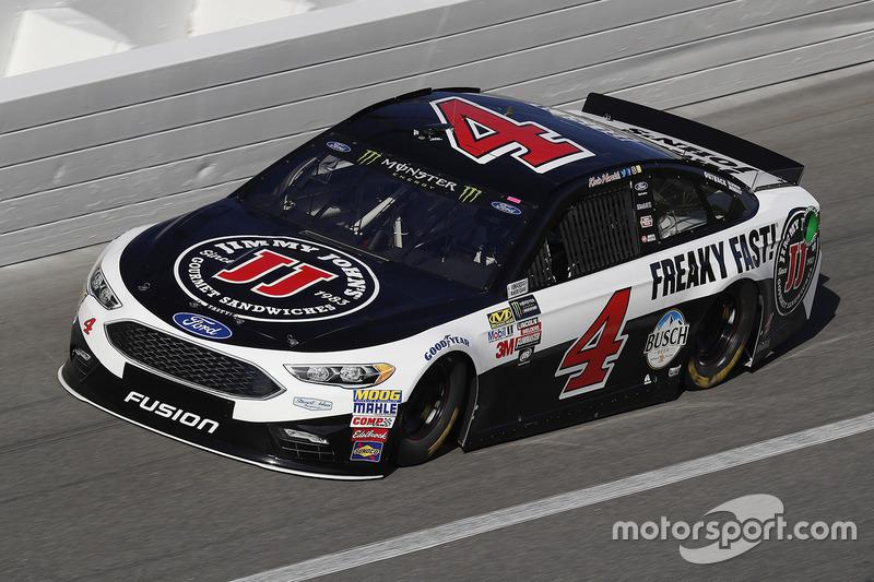 5. Kevin Harvick, Stewart-Haas Racing, Ford