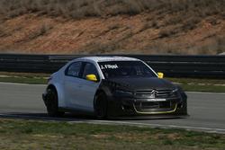 John Filippi, Citroen Elysee Sebastien Racing Team