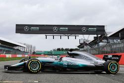 Презентация Mercedes AMG F1 W08 Hybrid