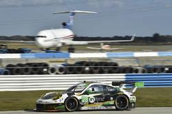 #28 Alegra Motorsports, Porsche 911 GT3 R: Daniel Morad, Spencer Pumpelly, Carlos de Quesada