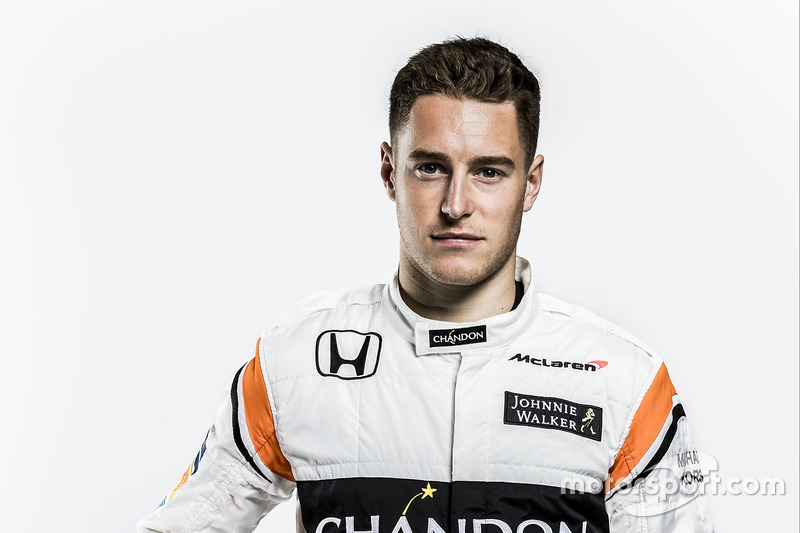 Stoffel Vandoorne Profile - Bio, News, Photos & Videos