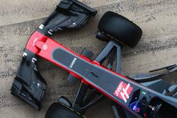 Haas F1 Team VF-17 launch