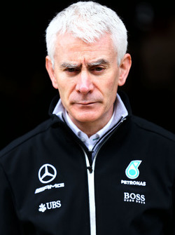 Geoff Willis, Mercedes-Technikchef
