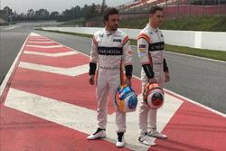 Día de filmación  McLaren MCL32