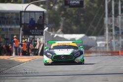 #8 Scott Taylor Motorsport Mercedes AMG GT3: Max Twigg