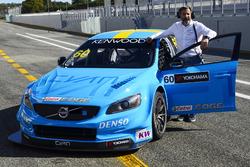 Présentation Polestar Cyan Racing 2017