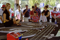 Slot car racing for the kids