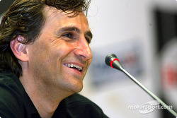 Pressekonferenz: Alex Zanardi
