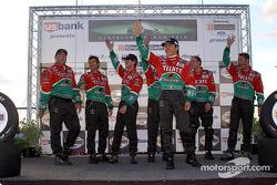 Drivers presentation: Adrian Fernandez