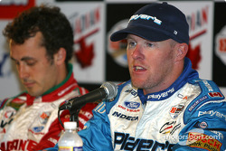 Press conference: pole winner Paul Tracy