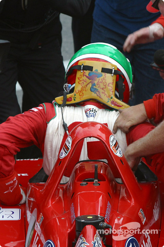 Michel Jourdain Jr, vainqueur