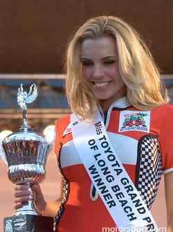 Miss Toyota GP of Long Beach Pageant winner