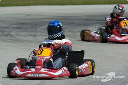Karting on the Briggs & Stratton Motorplex