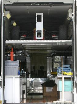 Mi-Jack Conquest Racing transporter