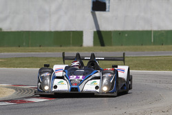 #91 Hope Racing FLM Oreca-09: Luca Moro, Zhang Shanqi, Tor Graves