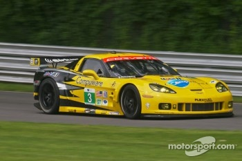 #3 Corvette Racing Chevrolet Corvette ZR1: Olivier Beretta, Tommy Milner
