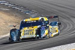 #8 Ryan Dalziel, Mike Forest: Grout Shield Porsche Riley, Starworks Motorsport