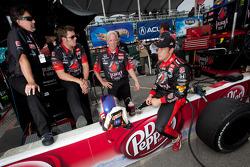 Marco Andretti, Andretti Autosport with Michael Andretti