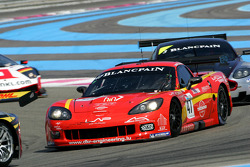 #47 DKR Engineering Corvette Z06: Michael Rossi, Dimitri Enjalbert