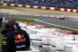 Red Bull Racing engineer