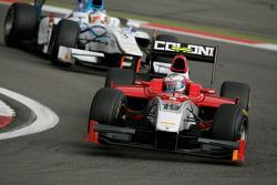 Luca Filippi leads Charles Pic