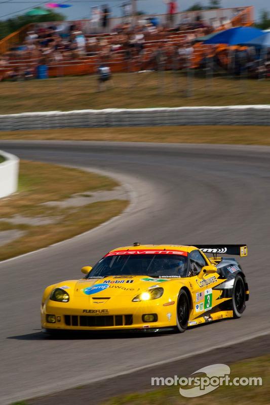 Chevrolet Corvette C6 ZR1 : Olivier Beretta, Tom Milner