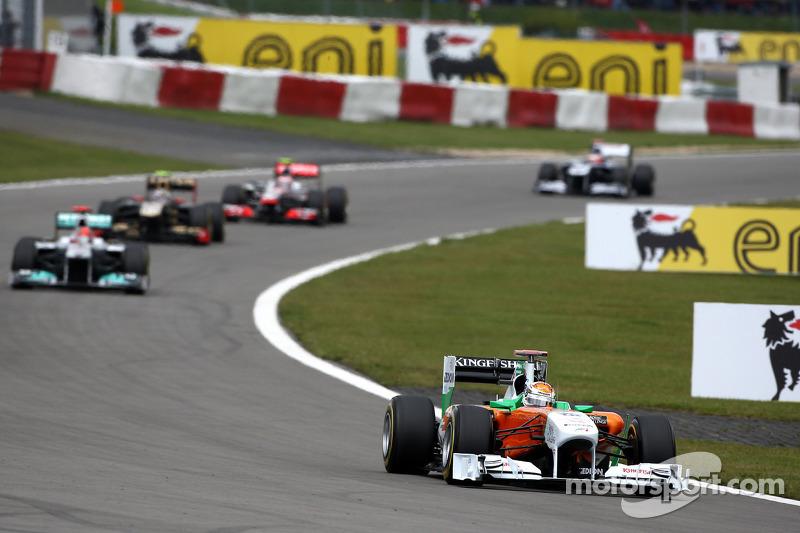 24 июля 2011. Гран При Германии