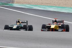 Esteban Gutierrez and Romain Grosjean