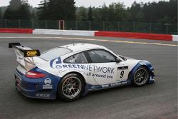 #9 AutOrlando Sport Porsche 997 GT3 R: Gianluca Roda, Raffaele Giammaria, Paolo Ruberti
