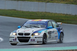 Javier Villa BMW 320 TC, Proteam Racing