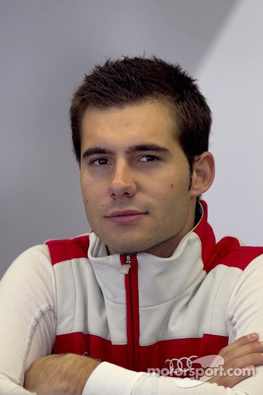 Miguel Molina, Audi Sport Team Abt Junior, Audi A4 DTM 2008
