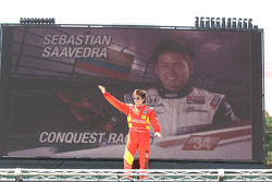 Sebastian Saavedra, Conquest Racing