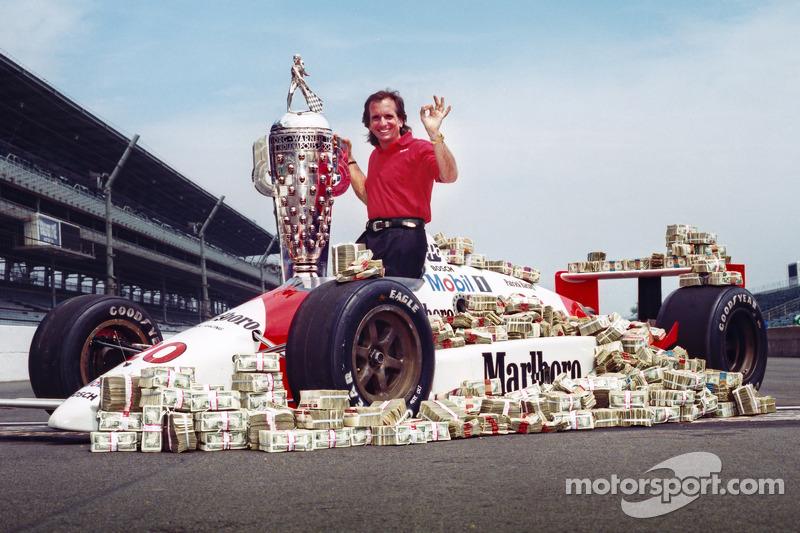 1989 - Emerson Fittipaldi, Penske/Chevrolet