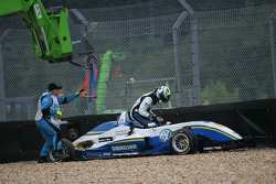 Jimmy Eriksson, Motopark Academy Dallara F308 Volkswagen