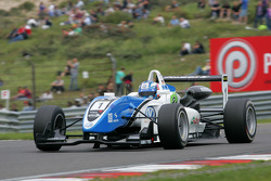 second place Marco Wittmann, Signature, Dallara F308 Volkswagen