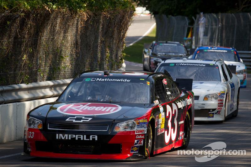 Scott Speed, Kevin Harvick Inc. Chevrolet