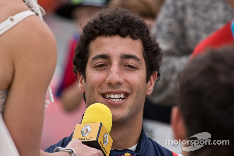 Daniel Ricciardo (2009-2011)