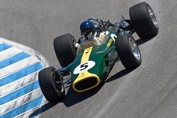 # 5 Chris MacAllister, 1967 Lotus 49