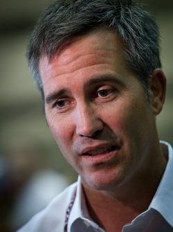 Chief Executive Officer of IndyCar Randy Bernard