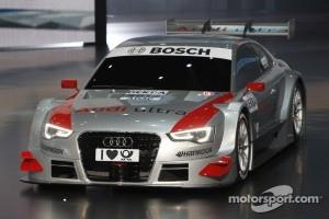 The new 2012 Audi A5 DTM world premiere in Frankfurt