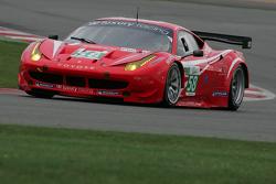 #58 Luxury Racing Ferrari F458 Italia: François Jakubowski, Anthony Beltoise, Nicolas Marroc