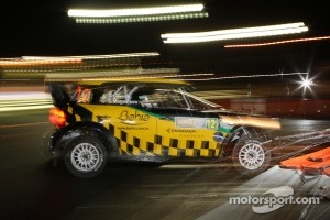 Daniel Oliveira and Carlos Magalhaes, Mini John Cooper Works WRC