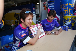#38 Zent Cerumo SC430: Yuji Tachikawa, Kohei Hirate