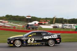 #62 Mitchum Motorsports Camaro GS.R: Joey Atterbury, Robert Stout